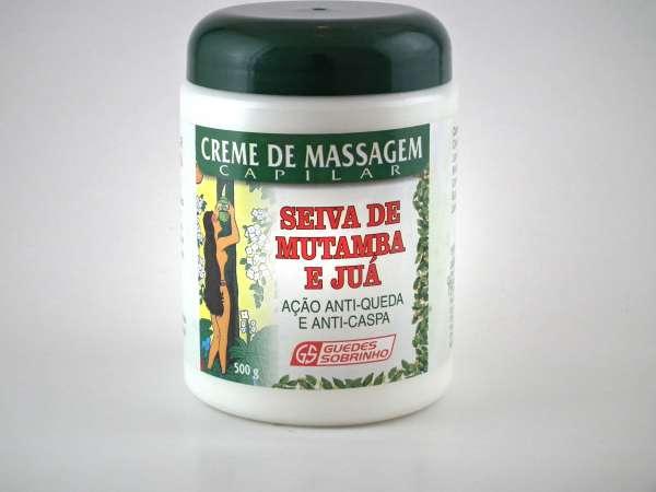 Creme para Massagem Capilar 500g