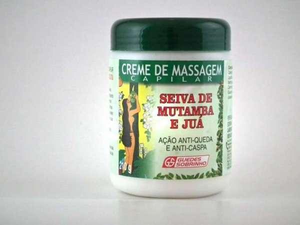 Creme para Massagem Capilar 210g