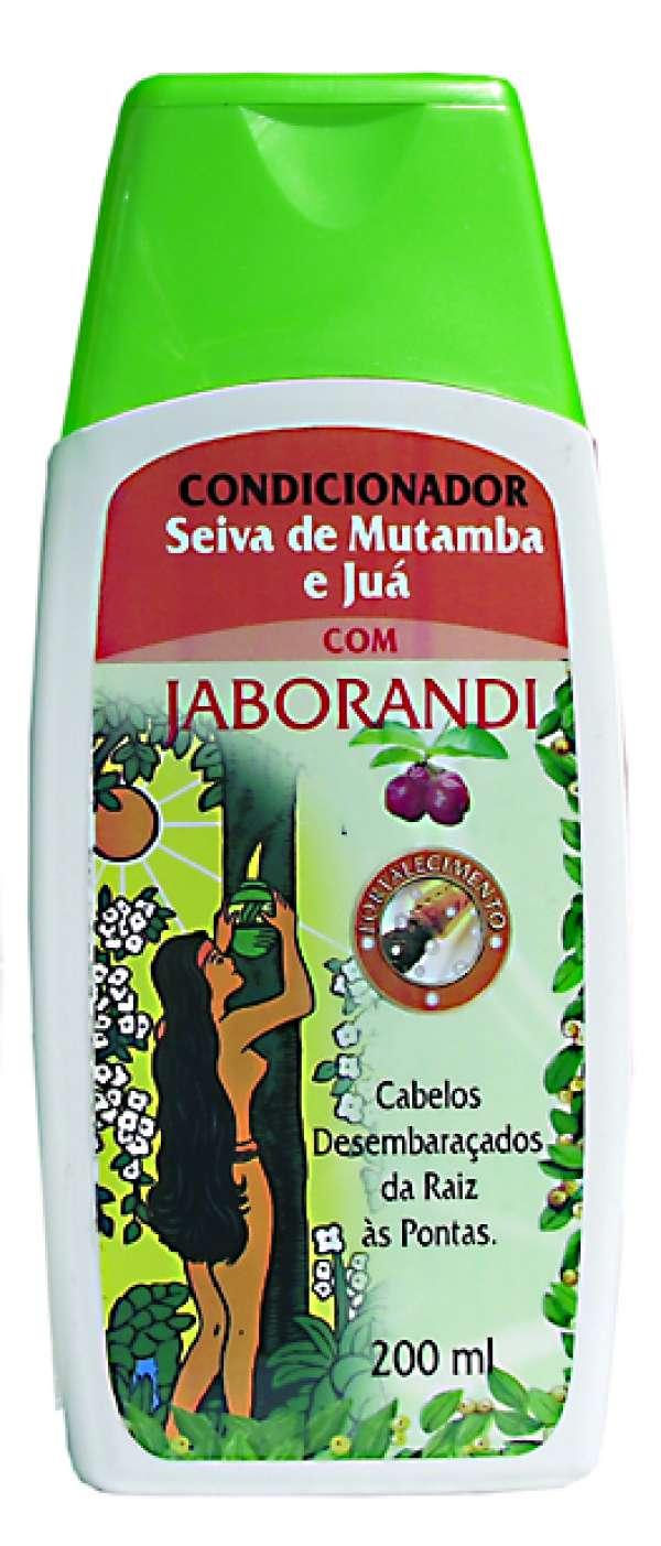 Condicionador Jaborandi Seiva de Mutamba e Juá